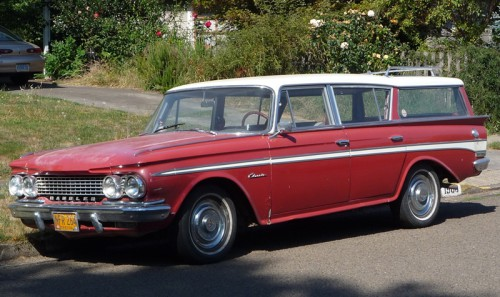 1961 Rambler Classic Cross Country