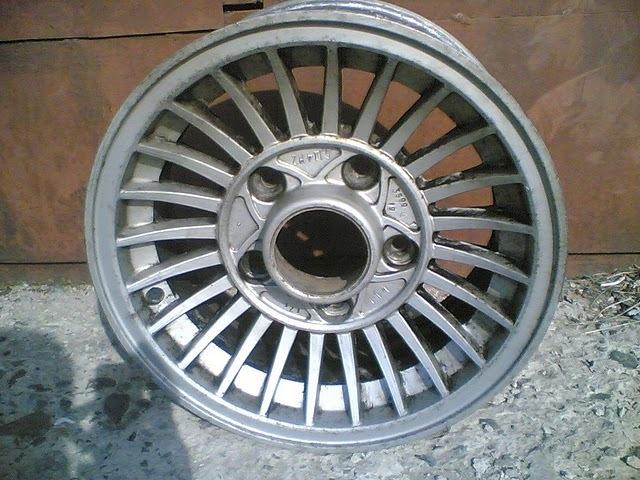 Колёса и шины для ГАЗ-24 | GAZ24.RU