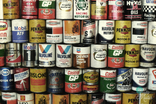 oilcans