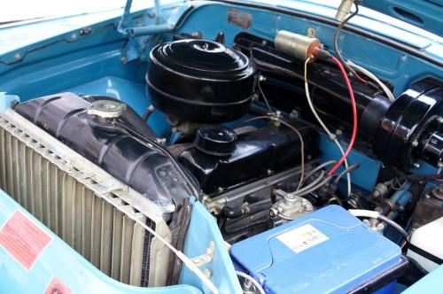 агрегат «Волги» ГАЗ-21,