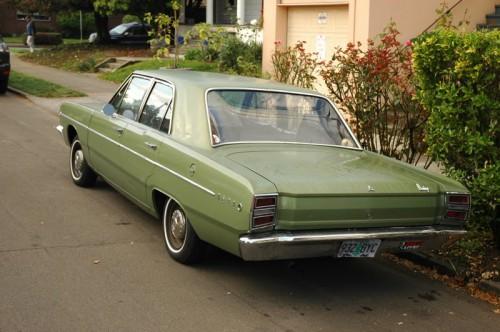 1968 Dodge Dart Sedan - 2
