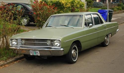 1968 Dodge Dart Sedan