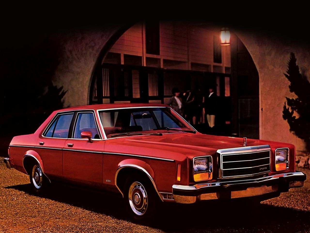 форд гранада 1980 фото