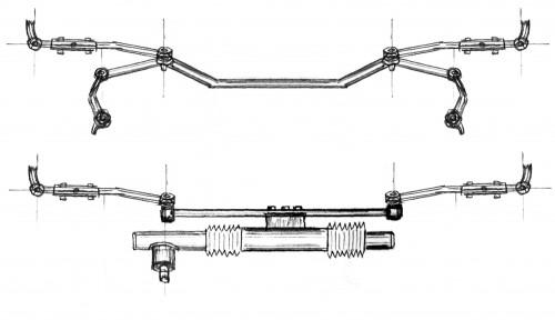 Volga_steering_rake-n-pinion