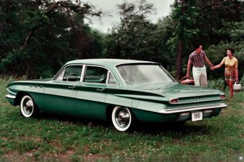 1961 Buick Special 4-Door Sedan